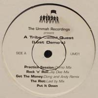 A Tribe Called Quest - The Lost Demos