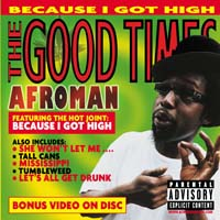 Afro Man - The Good Times