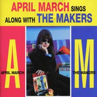 April March - April March Sings Along With The Makers