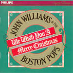 John Williams - We Wish You A Merry Christmas