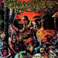 Jungle Rot - Slaughter the Weak
