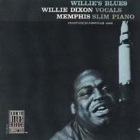 Memphis Slim - Willie's Blues