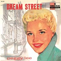 Peggy Lee - Dream Street