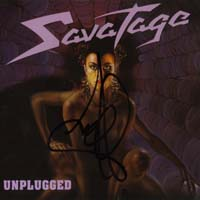 Savatage - Unplugged