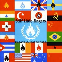 Stiff Little Fingers - Flags