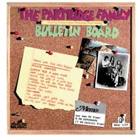 The Partridge Family - Bulletin Board