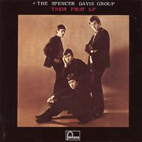 The Spencer Davis Group - Their First LP