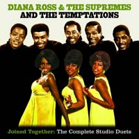 The Temptations - Diana Ross