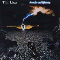 Thin Lizzy - Thunder and Lightning