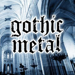 playlist - The very best of gothic metal