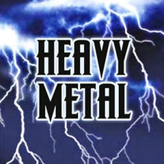 playlist - The very best of heavy metal
