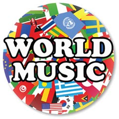 playlist - The very best of world music