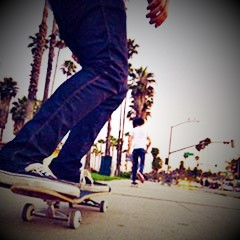 playlist - The Californian skate punk