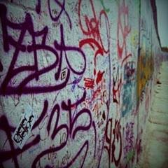 playlist - Graffiti on the ghetto walls
