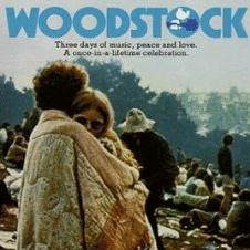 Woodstock, a piece of rock music history