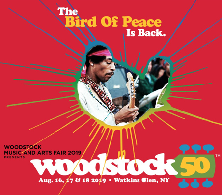 Towards Woodstock 50